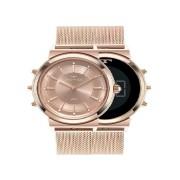 Relógio Technos Feminino Dois Em Um Rosê 9 T33 Ac-4 J