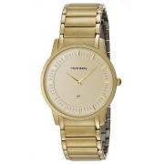 Relógio Technos Masculino Slim Gl20Aq/4X Dourado