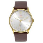 Relógio Technos Masculino Steel Dourado 2115Mup/2K