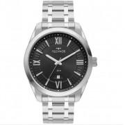 Relógio Technos Steel Masculino Prata 2115Mxm/1P