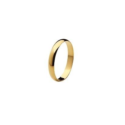 Aliança Casamento Ouro 18k Clássica 1,7g 3,2mm