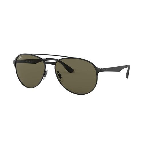Óculos De Sol Ray Ban Rb3606 Clássico Preto Original