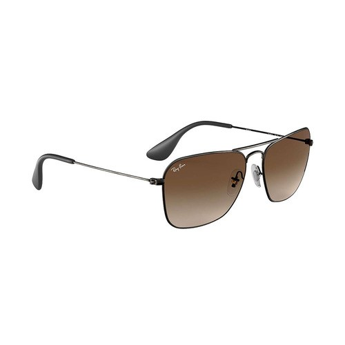 Óculos De Sol Ray Ban Rb3610 Marrom Original