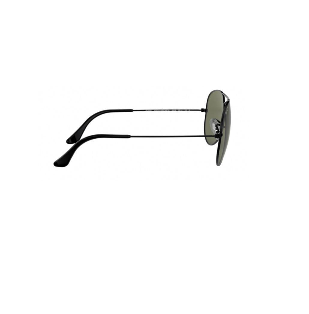 Ray Ban Rb3025 002/58 Aviador Polarizado Óculos De Sol