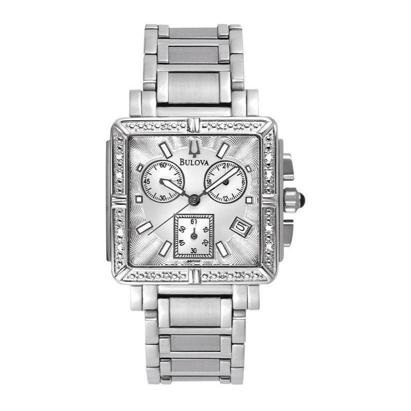 Relógio Bulova Diamond Wb27010Q / 96R000