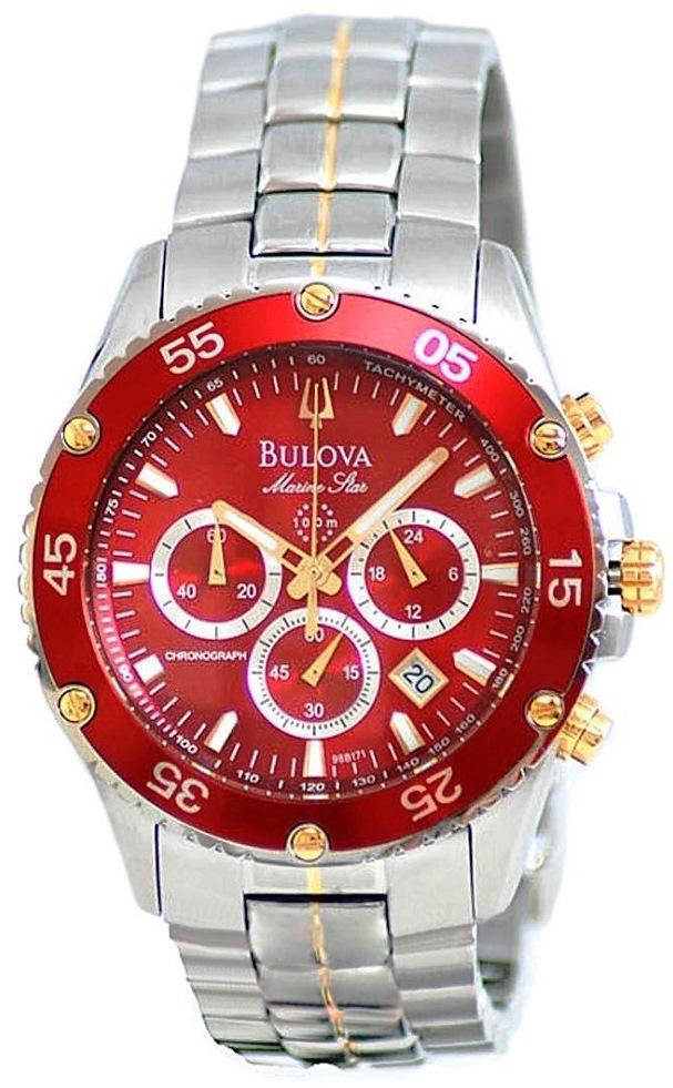 Relógio Bulova Masculino Wb30686V / 98B171