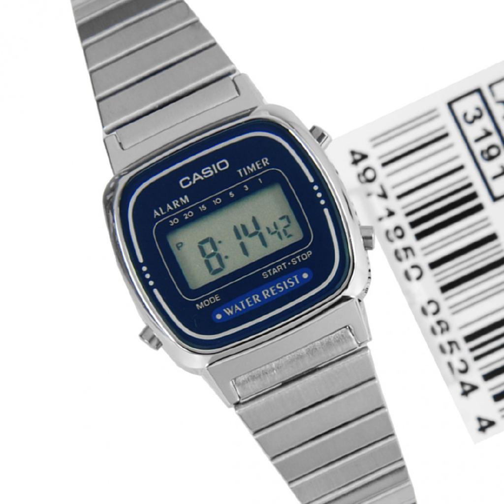 Relógio Casio Vintage - La670Wa-2Df