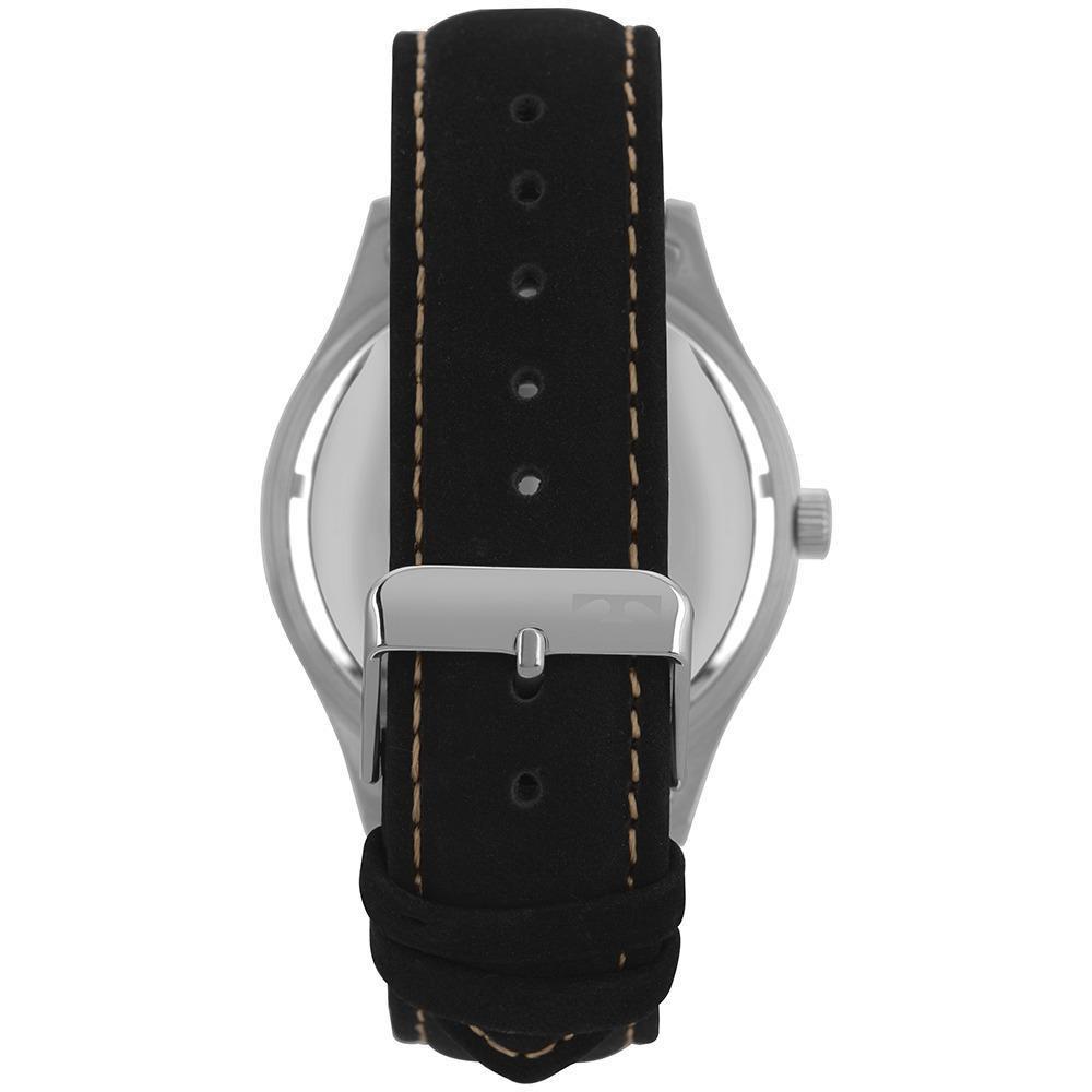Relógio Technos Aço E Puls Couro 6P29Akk/0A