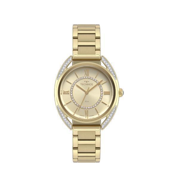 Relógio Technos Elegance Cristal Feminino 2035Mrd/4X