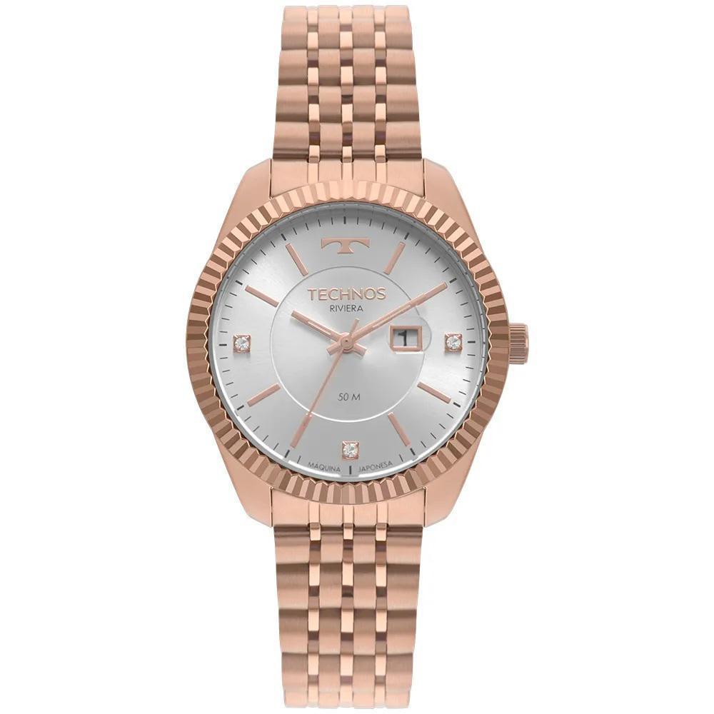 Relógio Technos Elegance Riviera  2015Ccw/4K