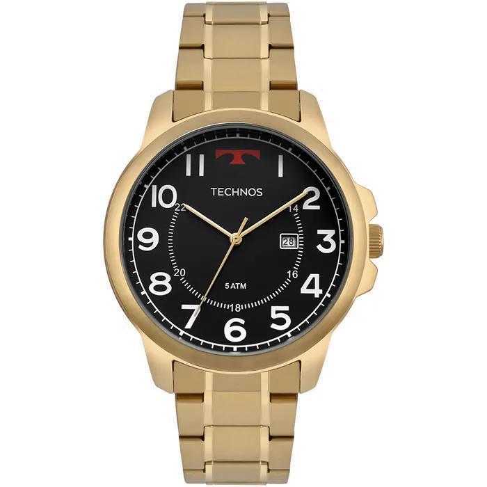 Relógio Technos Masculino 2115Mpa/4P