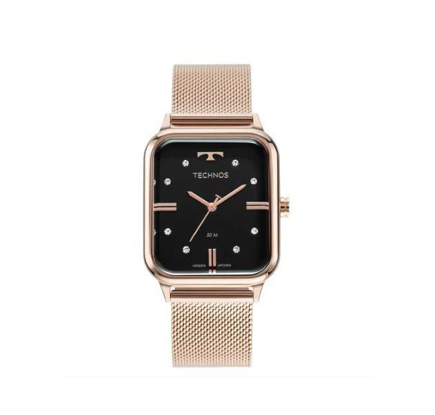 Relógio Technos Style Feminino Rosé 2039Cr/1P