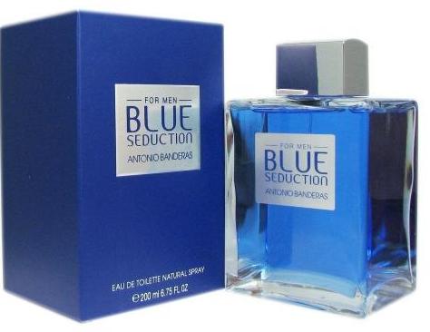 Antonio Banderas  Blue Sedution EDT