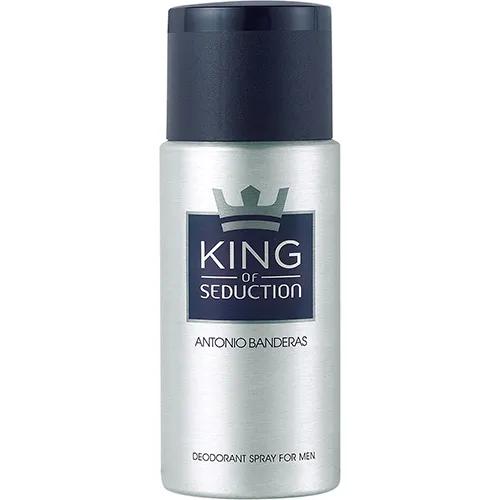 Antonio Banderas Desodorante King Of  Seduction 150ml