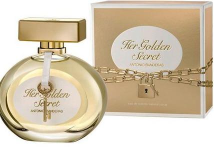 Antonio Banderas Her Golden Secret  Eau de Toilette