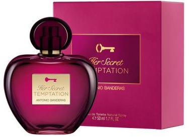 Antonio Banderas Her Secret Temptation EDT