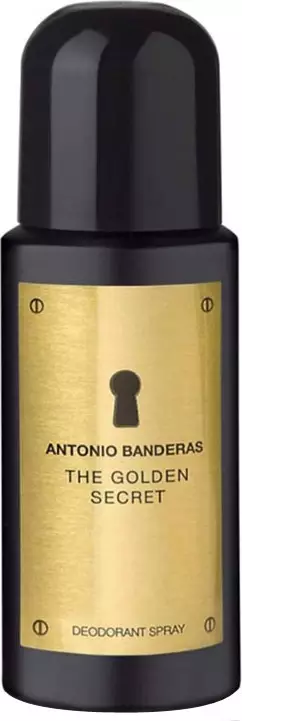 Antonio Banderas Secret The Golden Desodorante 150ml