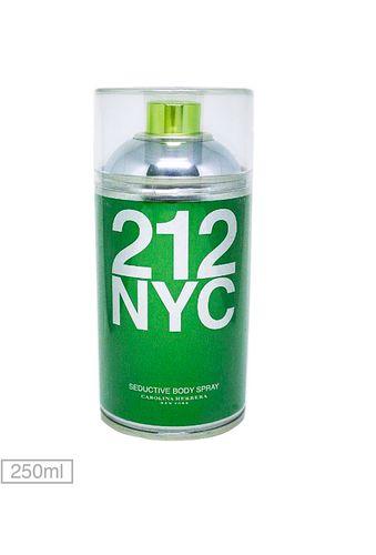 Carolina Herrera 212 Body Spray 250 ML
