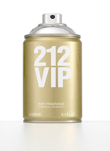Carolina Herrera 212 Vip Body Spray 250 ML