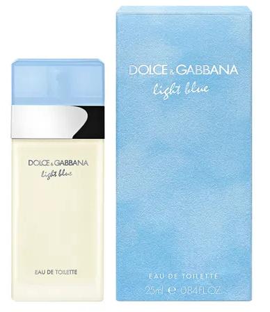 D&G Light Blue Feminino EDT