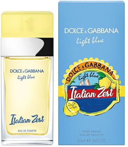 D&G Light Blue Italian Zest Pour Femme EDT