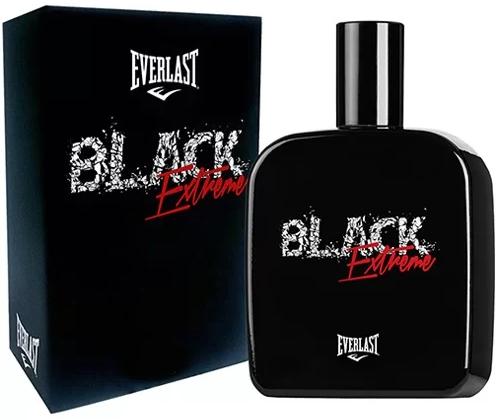 Everlast Black Extreme Deo Colônia