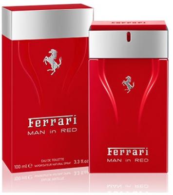 Ferrari Man In Red Eau de Toilette