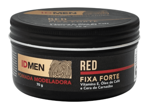 Id Men Red Pomada Modeladora