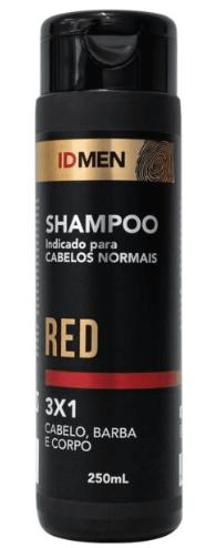 Idmen Shampoo Red