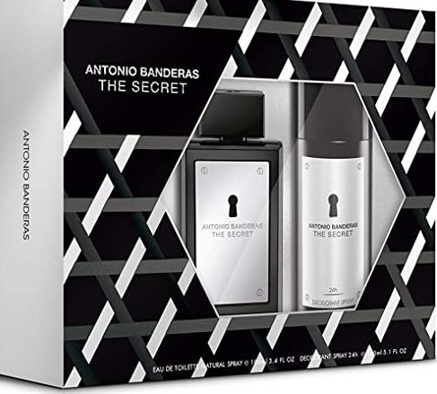 kit Antonio Banderas The Secret  EDT