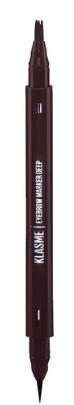 Klasme Caneta para Sobrancelha Eyerbrow Marker