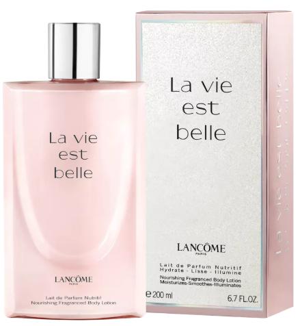 Lancôme La Vie Est Belle Lait de Parfum Nutritif – Loção Corporal