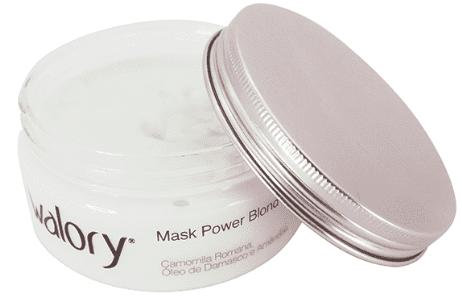 Máscara Walory Professional Power Blond Hydrate 200g