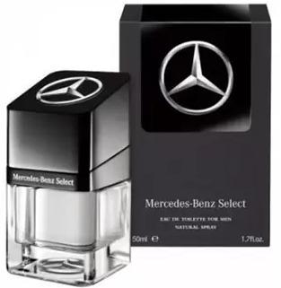 Mercedes-Benz Select For Men  Eau de Toilette