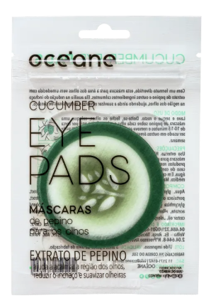 Océane Cucumber Eye Pads