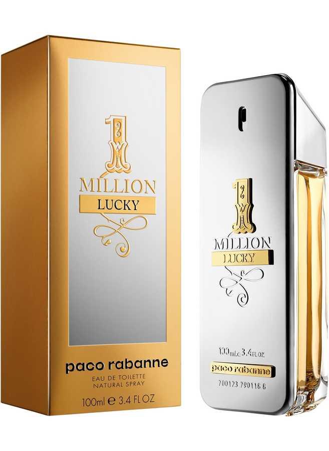 Paco Rabanne 1 Million Lucky EDT