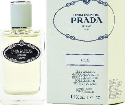 PRADA Infusion D?Iris Eau de Parfum