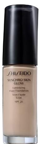 Shiseido Base Líquida Synchro Skin Glow Luminizing