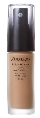 Shiseido Base Synchro Lasting Foudation