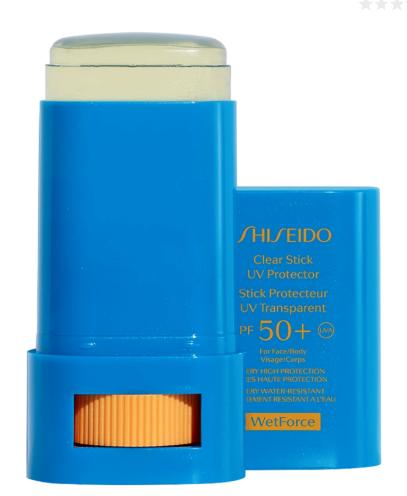 Shiseido Protetor Solar Clear Stick UV FPS50