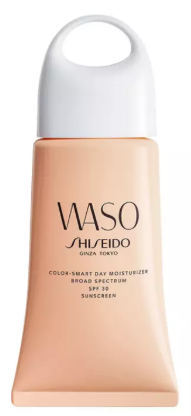 Shiseido Waso Color-Smart Day FPS30