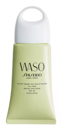 Shiseido Waso Color-Smart Day Oil-Free FPS30
