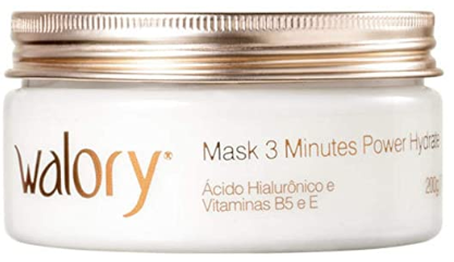 Walory Máscara Power Hydrate 3 Minutos