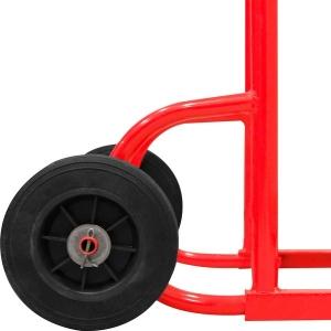 Carrinho armazém rodas maciças 120 kg Nove54