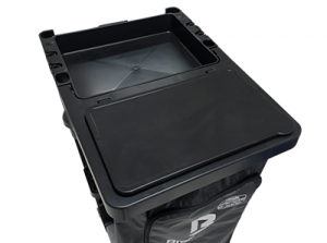 Carro Funcional para Limpeza Black Bralimpia