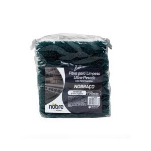 Fibra para Limpeza Ultra-pesada Nobraço Nobre
