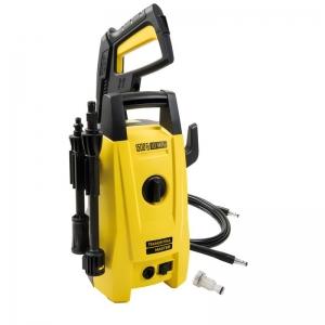 Lavadora de alta pressão 1200W Uso Doméstico com mangueira alta pressão 3m jato regulável 1500psi 127v Tramontina
