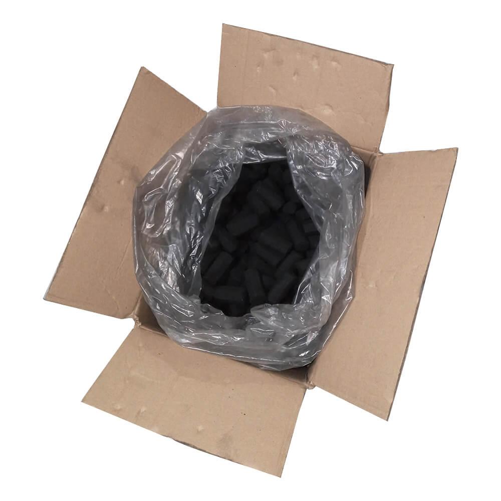 Carvão de Coco Atacado 10kg a Granel Padrão Não Estético - Cosmic