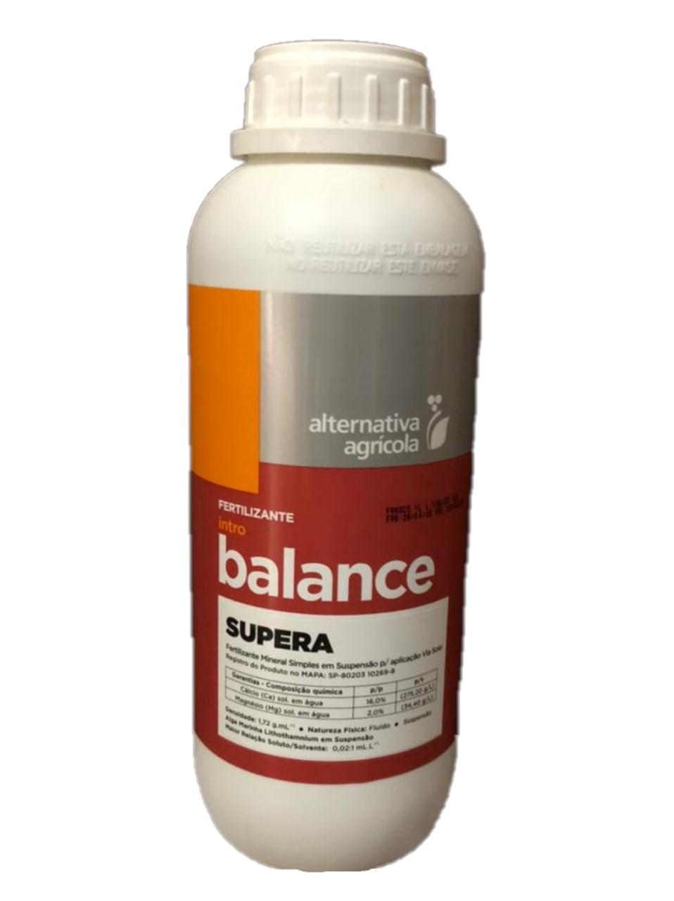 Intro Balance Supera - Ca e Mg