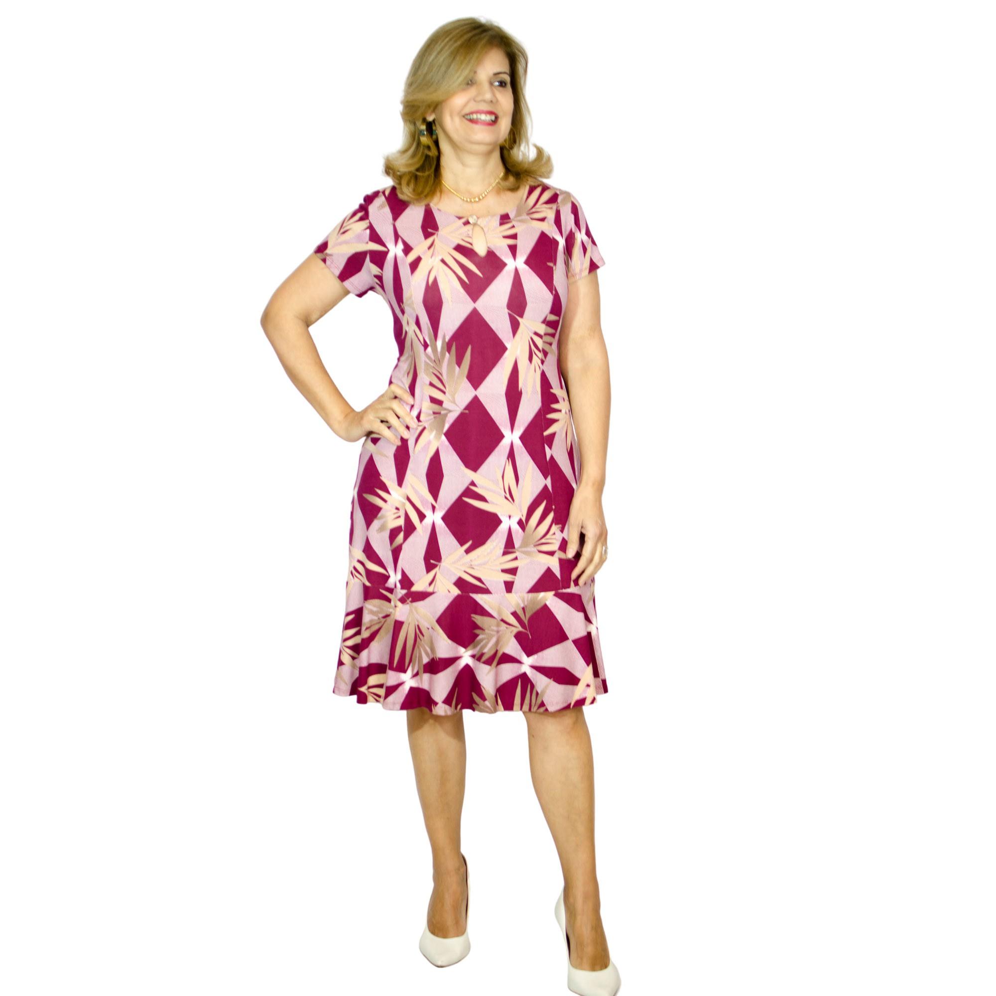 Vestido Floral 4266